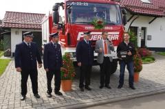 Feuerwehrfest 2010 in Wolfert